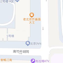 竹杆社区 百度地图